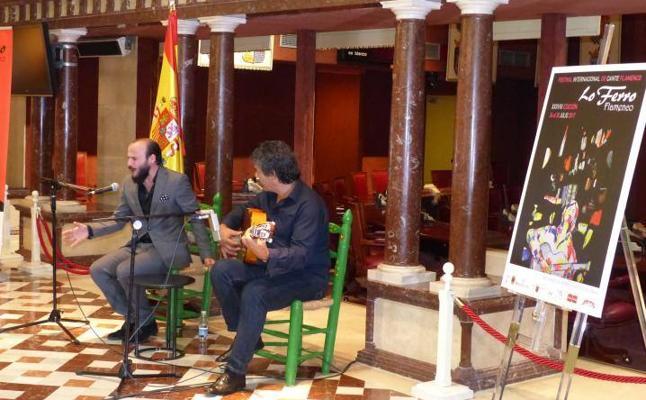 Las voces de Heredia y Anabel Castillo reinan en la gala flamenca de enero