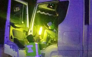 Detienen en Torre Pacheco a un camionero que superaba cinco veces la tasa de alcohol
