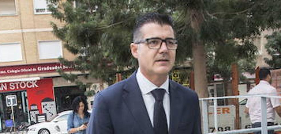 Condenan a 5 años de inhabilitación al exalcalde de Torre Pacheco García Madrid