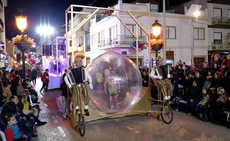 El Carnaval deslumbra en Torre Pacheco