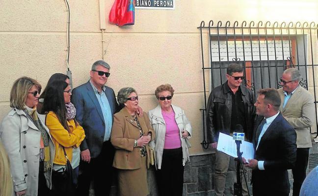 Torre Pacheco acaba con todos los símbolos franquistas en las calles