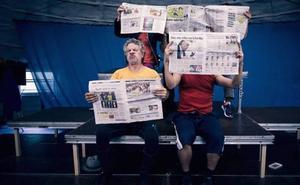 Els Joglars despedaza con humor las miserias del periodismo