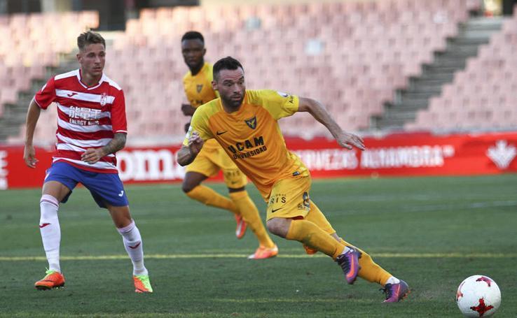 Granada B 0-1 UCAM Murcia