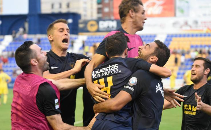 UCAM CF 2-1 Las Palmas At.