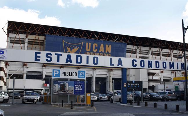 Multa de 600.000 euros al UCAM por poner publicidad en La Condomina