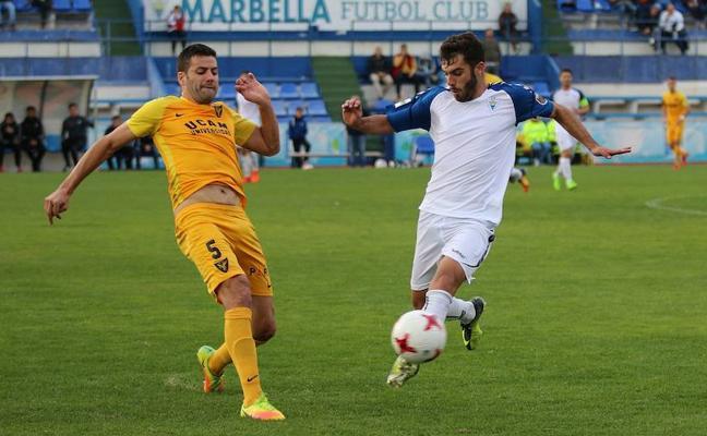 Jony Ñíguez asalta Marbella
