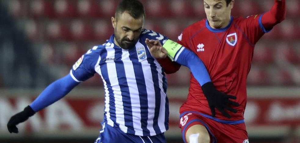 El UCAM CF incorpora a Cristian Bustos para reforzar el centro del campo