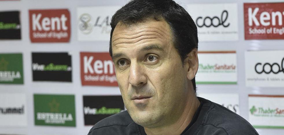 Luis Casas dispondrá de otra oportunidad en el San Pablo de Écija