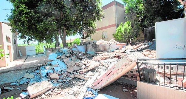 Un muerto y dos familiares detenidos tras una explosión en un centro de reinserción