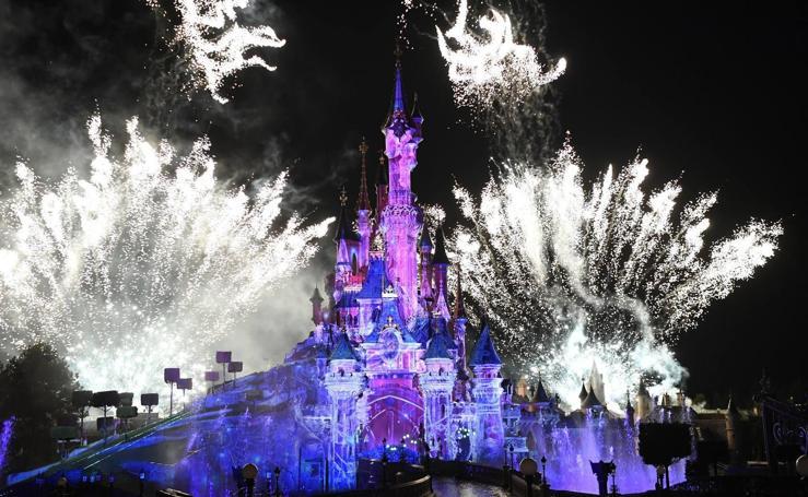 Disneyland Paris inicia la celebración de su 25 aniversario