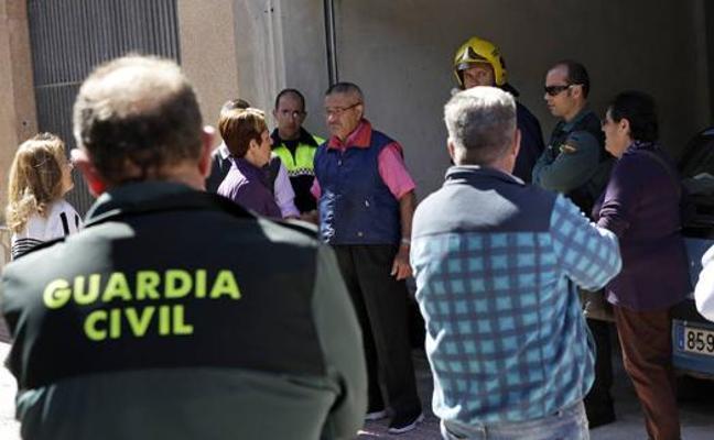 Muere una mujer en Las Torres de Cotillas al caerle encima un montacargas