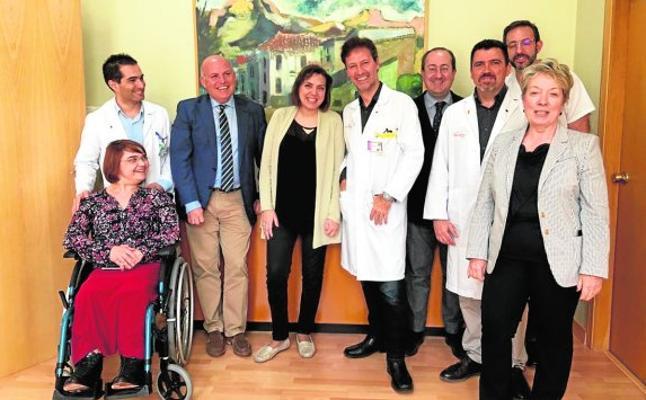 El Hospital Lorenzo Guirao ofrecerá desde mañana servicio de Oncología
