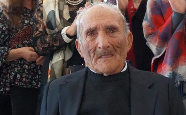 Fallece Ambrosio Pérez Navarro, el «abuelo» centenario de Las Torres de Cotillas