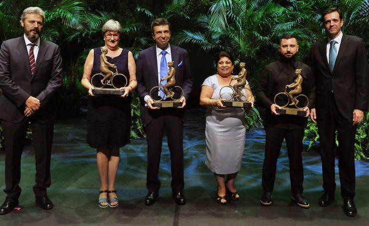 'La Verdad' premia la ejemplaridad en una noche de vítores