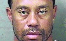 Tiger Woods, detenido por conducir borracho
