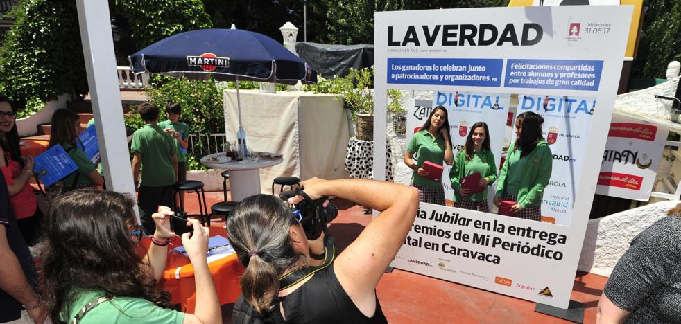 VIII edición: Caravaca se llena de pequeños grandes periodistas