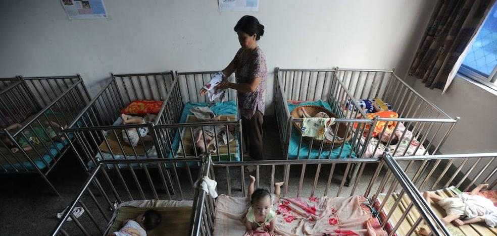 Unicef cifra en 2,7 millones los niños acogidos en instituciones en el mundo