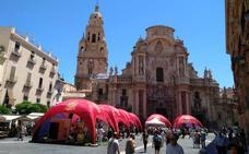 Murcia, capital de la Roja