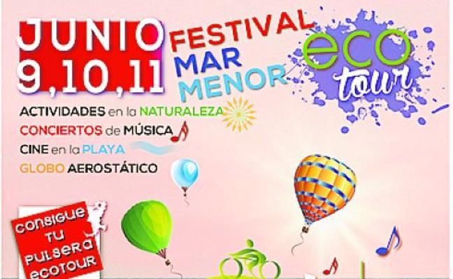 San Javier celebra en La Manga el primer festival ecoturístico Mar Menor