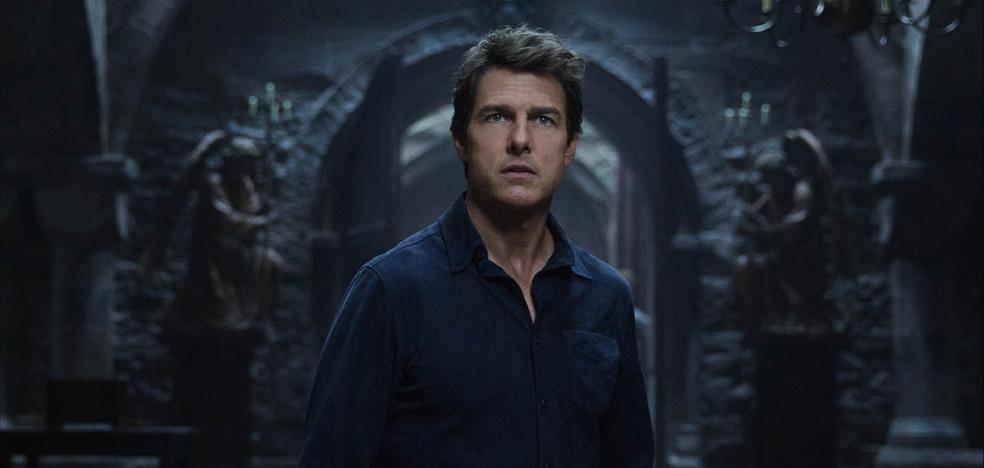 'La momia' de Tom Cruise despierta esta semana en los cines