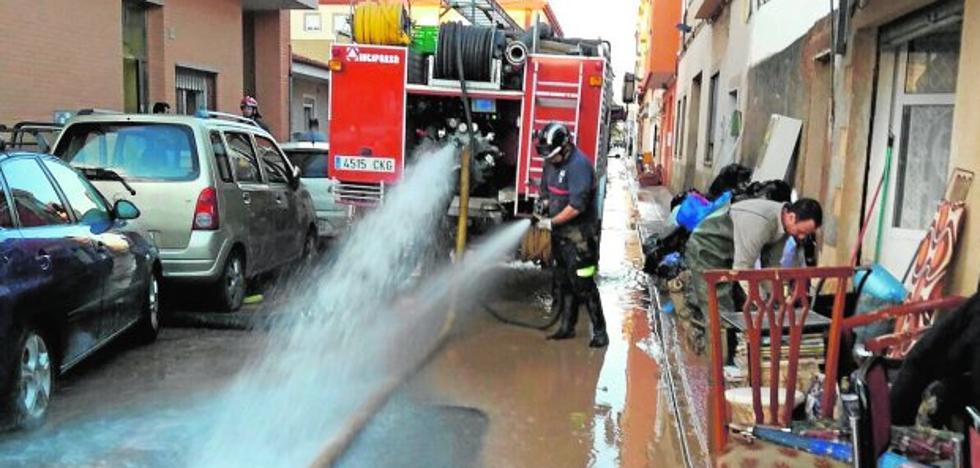 Los afectados por las inundaciones no han recibido ni un euro de las ayudas