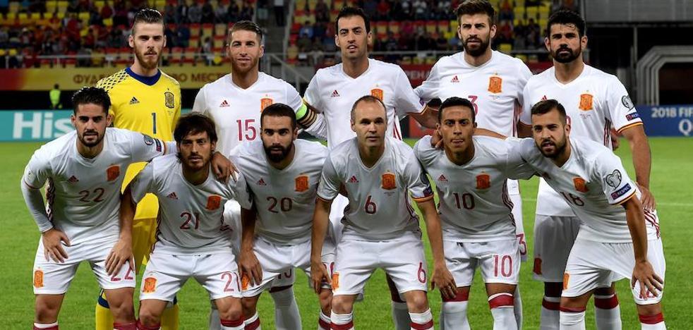 España resurge a los tres años de quebrar su estrella