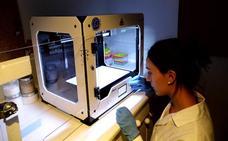 Investigadores españoles logran imprimir tejidos humanos en 3D