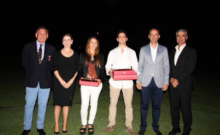 Entrega de premios del Absoluto 2017 de la FGRM