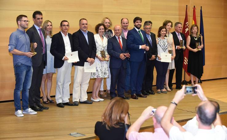 Premios a la Innovación y las Buenas Prácticas en la Administración