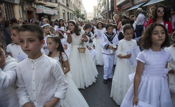 Procesión del Corpus Christi en Cartagena