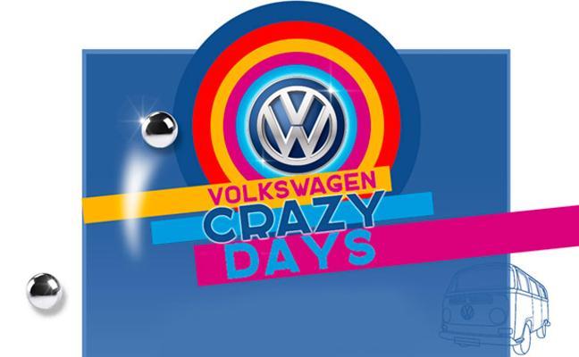Volkswagen ofrece cinco días de descuentos en Murcia