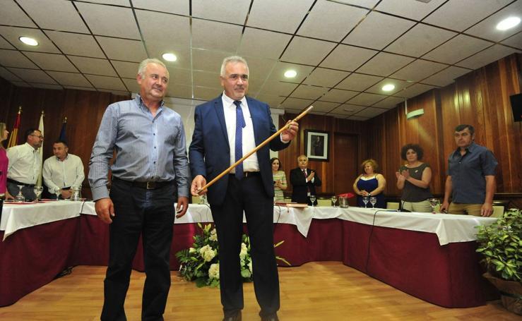 El socialista Jesús Amo asume la alcaldía de Moratalla