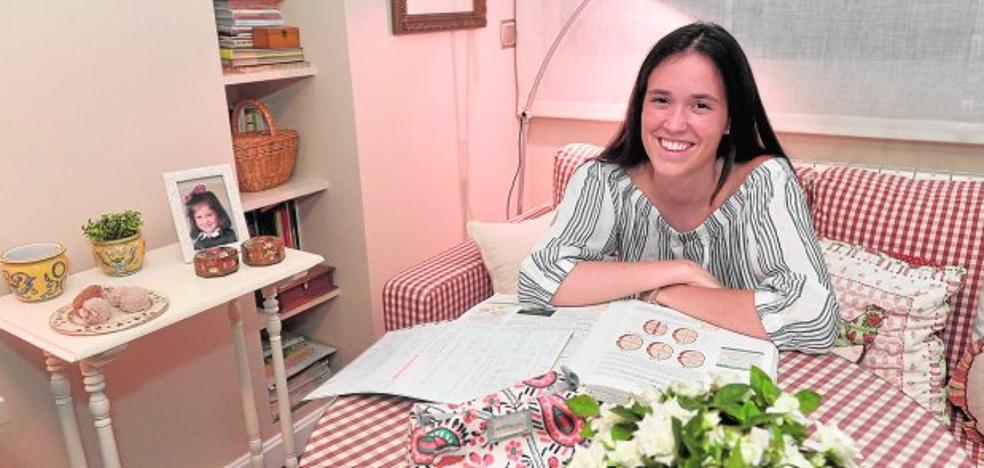 Una alumna del Nelva, Cristina Cartagena, logra la nota más alta en Selectividad