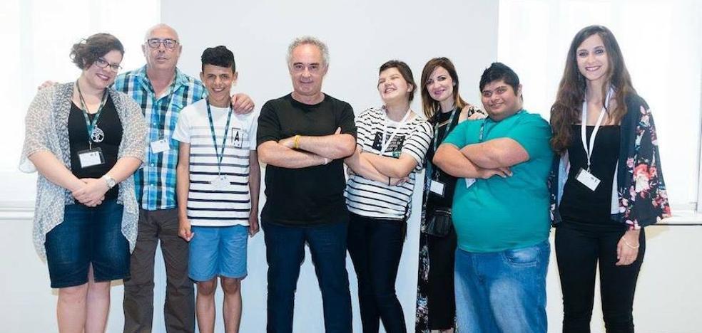 El CPEE Eusebio Martínez, ganador del proyecto Escuelas Creativas de Ferrán Adrià