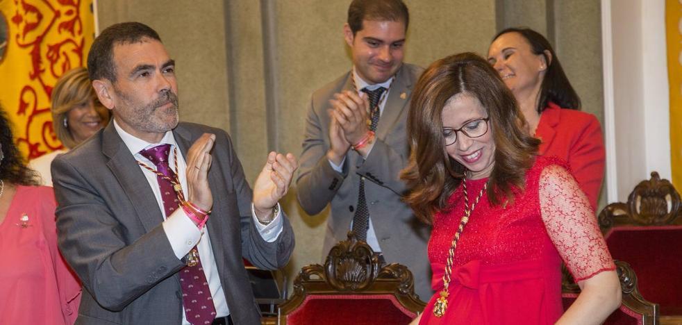 Castejón hace teniente de alcalde a López, investigado por presunta corrupción