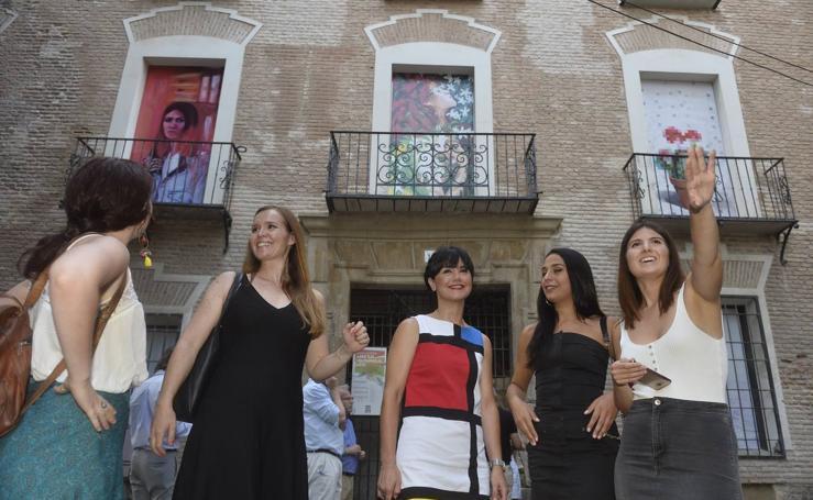 Vecinos de Santa Eulalia harán de pintores de brocha gorda