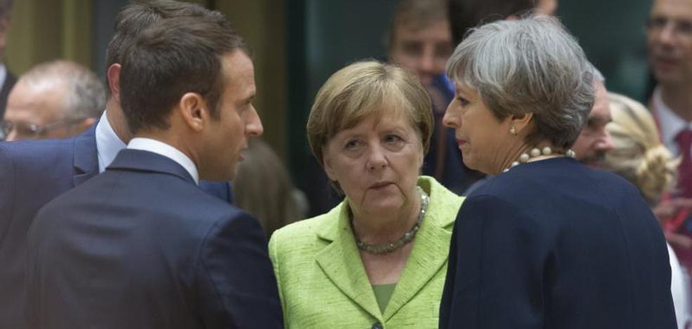 Comienza una cumbre europea centrada en el 'Brexit' y el yihadismo
