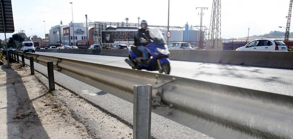 La Asamblea pide por unanimidad instalar sistemas de protección para motoristas