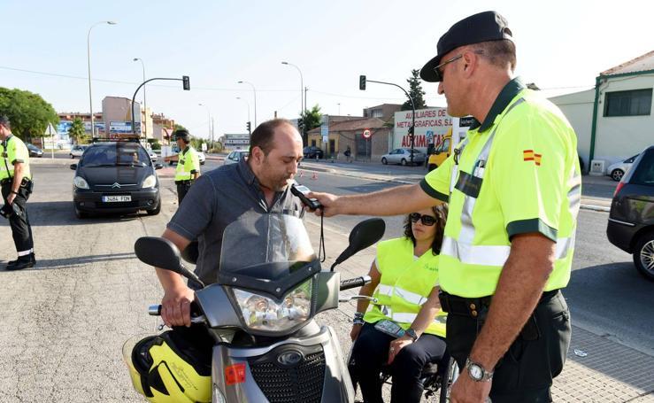 Tráfico intensifica los controles de alcohol y droga en la Región