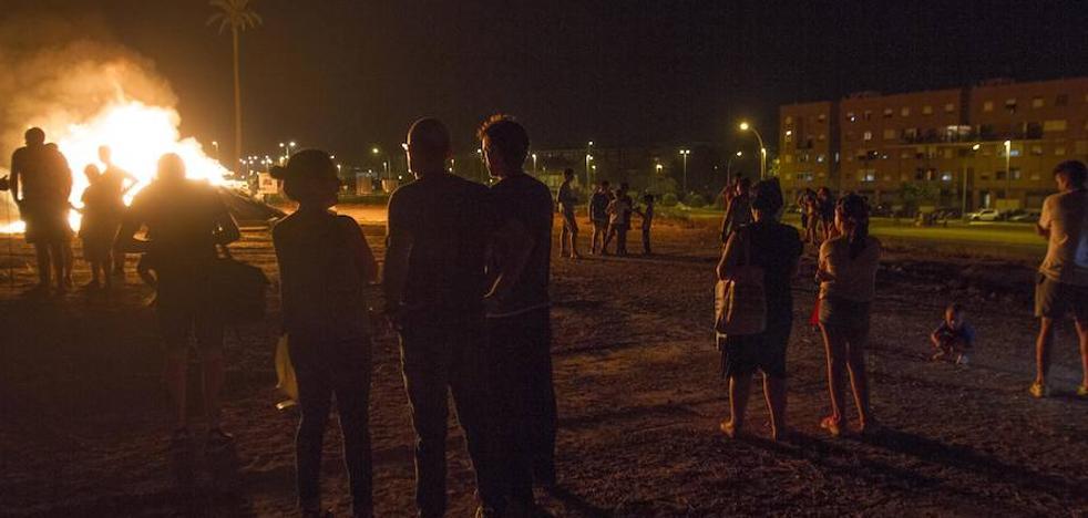Un menor, herido en el ojo por un petardo en Cartagena
