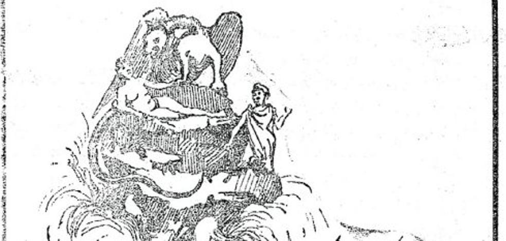 El gran escándalo de las 'diosas' del Entierro (I)
