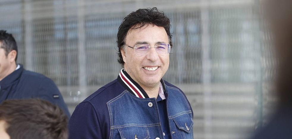 Quique Pina: «Moro es un ilusionista que está engañando a la afición del Murcia»