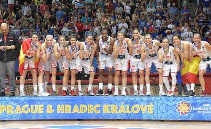 La final del Eurobasket, en imágenes