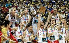 Las chicas de España agrandan su leyenda