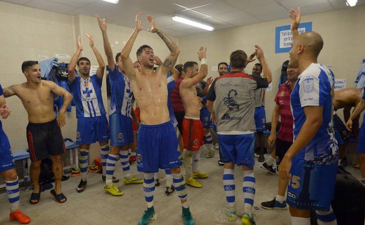 Victoria, fiesta y ascenso del Lorca Deportiva a Segunda B