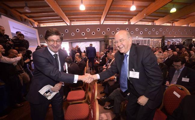 Bankia y BMN negocian ya el canje de las acciones como paso previo a la fusión