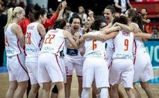 España agranda su leyenda
