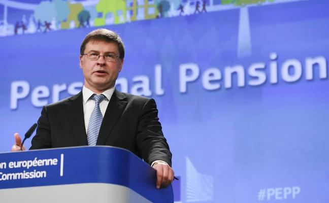 Bruselas propone crear planes privados de pensiones europeos