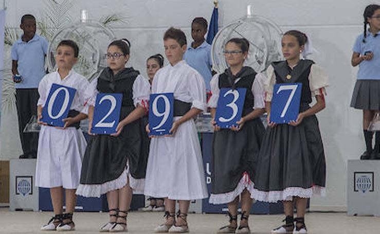 La ilusión de la Lotería Nacional toma San Pedro del Pinatar