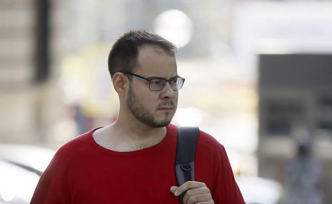 Reportan a la Policía un tuit del rapero Pablo Hásel por vejar a Ortega Lara